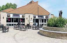 """""""Faim de Loon"""", le restaurant qui complète les services proposés par le Parc Galamé."""