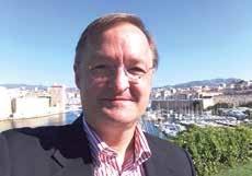Jacques Brénot, nouveau directeur général de Norévie.