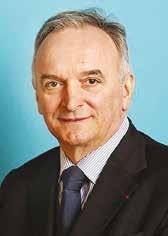 André Flajolet, nouveau président du Comité de bassin de l'Agence de l'eau Artois-Picardie.