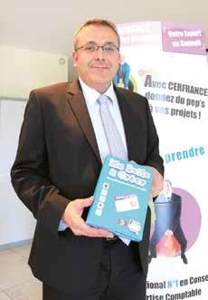 Grégory Denys directeur général de CERFRANCE 59-62 : si la situation économique régionale est difficile, il donne quelques indications qui laissent à penser que celle-ci peut évoluer positivement.