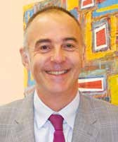 Hubert Tondeur, président du CROEC