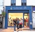 La boutique Colorez est implantée rue Edouard-Plachez, une des artères principales en plein cœur du centre-ville de Carvin.