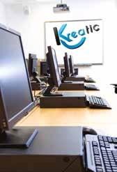 Beaucoup d'artisans et de petits commerçants sollicitent Kreatic formation pour créer leur site internet, une vitrine indispensable aujourd'hui.
