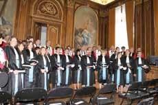 Les nouveaux magistrats ont rejoint le ressort de la CA Douai.