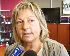 Natacha Bouchart, sénatrice-maire de Calais.