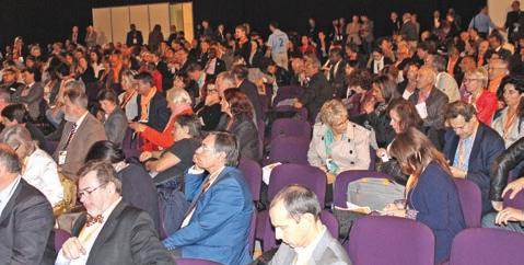 Le forum de la profession, ce 28 octobre 2014, à Montpellier.