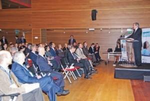 Lancement du livret TRI par Philippe Vasseur (à droite).