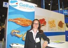 Ingrid Maquinghen, directrice générale de Gelfish.
