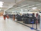 Surface de vente agrandie, nouveaux services, l'Intermarché de Loos-en-Gohelle passe en mode hyper. .