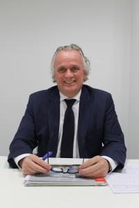 Benoît Tirot, directeur général d'Arthur Loyd Lille.