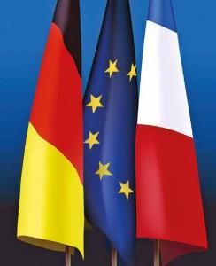 A partir d'un taux de change unique, la France et l'Allemagne ont dès lors vu, depuis dix ans, leur trajectoire diverger nettement en ce qui concerne les finances publiques, les comptes extérieurs et le marché du travail.