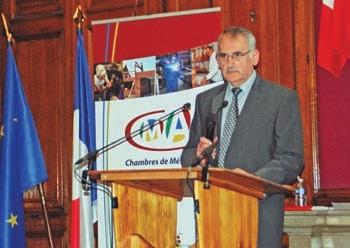 Alain Bontemps, président de la commission territoriale Boulogne-Montreuil.
