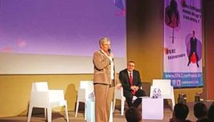Nadine Wullens, présidente de CER France Nord-Pas-de-Calais, et Grégory Denys, directeur général, ont dressé le bilan 2014 et proposé des pistes de développement pour les années à venir.
