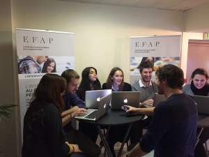 Le basculement définitif dans le numérique est l'une des priorités de l'EFAP.