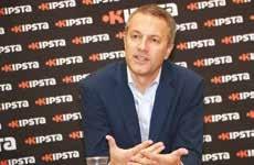 Franck Demaret, directeur général de la marque Kipsta.