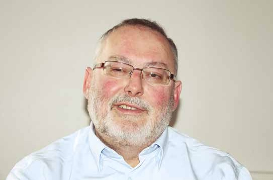 Didier Cappelle, président du conseil de surveillance de la Scop.