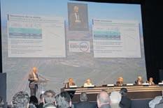 Jacques Gounon, PDG de Groupe Eurotunnel, lors de l'assemblée générale du groupe le 29 avril dernier.