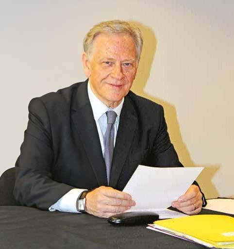 Pierre de Saintignon, vice-président du Conseil régional et animateur du SRDE