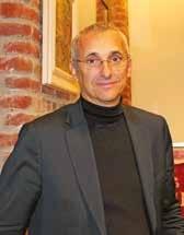 Bruno Lecluse, président directeur général de GrandLille.TV et coordinateur de l'ESJ Paris-Grand Lille.