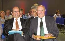 """Patrick Masclet a reçu Philippe Laurent, maire de Sceaux et secrétaire général de l'AMF, le vendredi 12 juin, sur le thème """"Les finances : quelles marges de manoeuvre ?""""."""