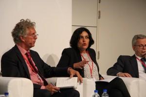 Myriam El Khomri, secrétaire d'état chargée de la politique de la ville, à Bruxelles le 2 juin dernier.