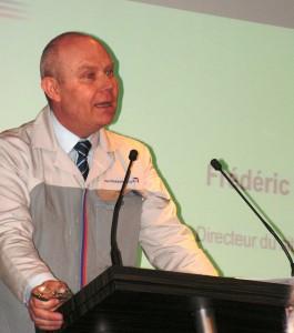 Frédéric Piskorski, directeur depuis le 1er avril.