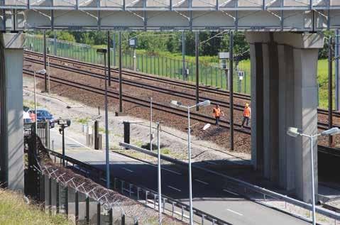 Le site d'Eurotunnel a été occupé et dégradé et le trafic interrompu une grande partie de la journée du 30 juin dernier.