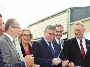 Inauguration du site le 19 juin dernier.