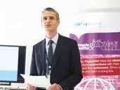 Nicolas De Taeye, vice-président, responsable de l'activité digital et retail de Capgemini en région.