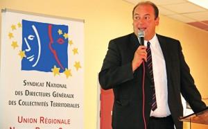 Jean-François Rapin, maire de Merlimont et président de l'Association des maires du Pas-de- Calais, a clôturé la matinée de travail.