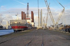 L'implantation et le développement de ConHexa ont permis au port de Dunkerque de développer la filière des produits sous température dirigée.