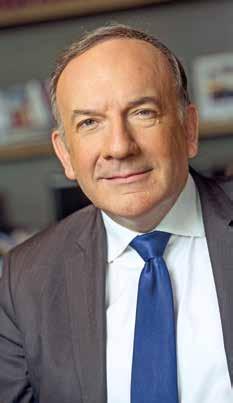 Pierre Gattaz, dirigeant de Radiall, est président du Medef depuis juillet 2013.