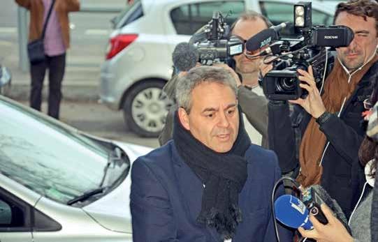 Face à de nombreux journalistes, Xavier Bertrand a invité les entrepreneurs qui ne trouvent pas de salariés à se manifester sur la plate-forme.