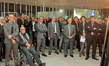 Près de 900 personnes étaient présentes lors de la cérémonie des vTmux au monde économique. © ACT'Presse Édouard Magnaval, président de la chambre consulaire de l'Artois, a d'ores et déjà annoncé qu'il ne se représentera pas lors des élections qui se dérouleront à la fin de l'année 2016.