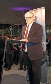 Édouard Magnaval, président de la chambre consulaire de l'Artois, a d'ores et déjà annoncé qu'il ne se représentera pas lors des élections qui se dérouleront à la fin de l'année 2016.