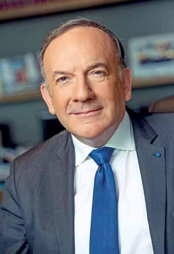 """""""Ces annonces vont dans le bon sens. Nous attendons maintenant la mise en place concrète."""" a déclaré Pierre Gattaz, président du Medef."""