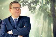 Le président de la Communauté urbaine d'Arras, Philippe Rapeneau, se montre très serein pour 2016.