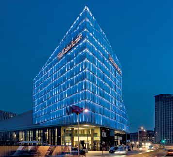Le Resort Barrière Lille est l'un des 16 partenaires régionaux