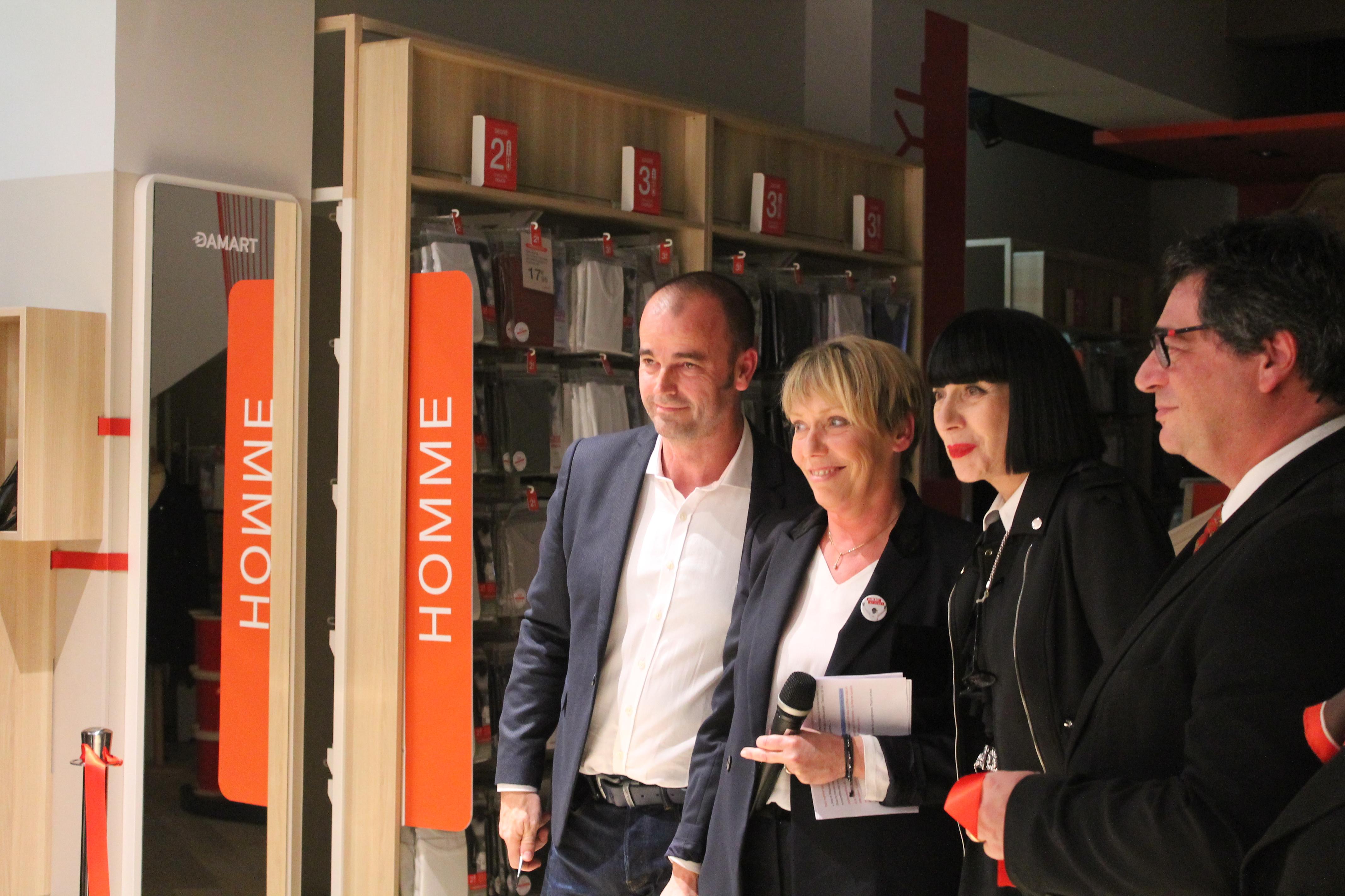 damart lance son premier concept store lille la gazette nord pas de calais. Black Bedroom Furniture Sets. Home Design Ideas