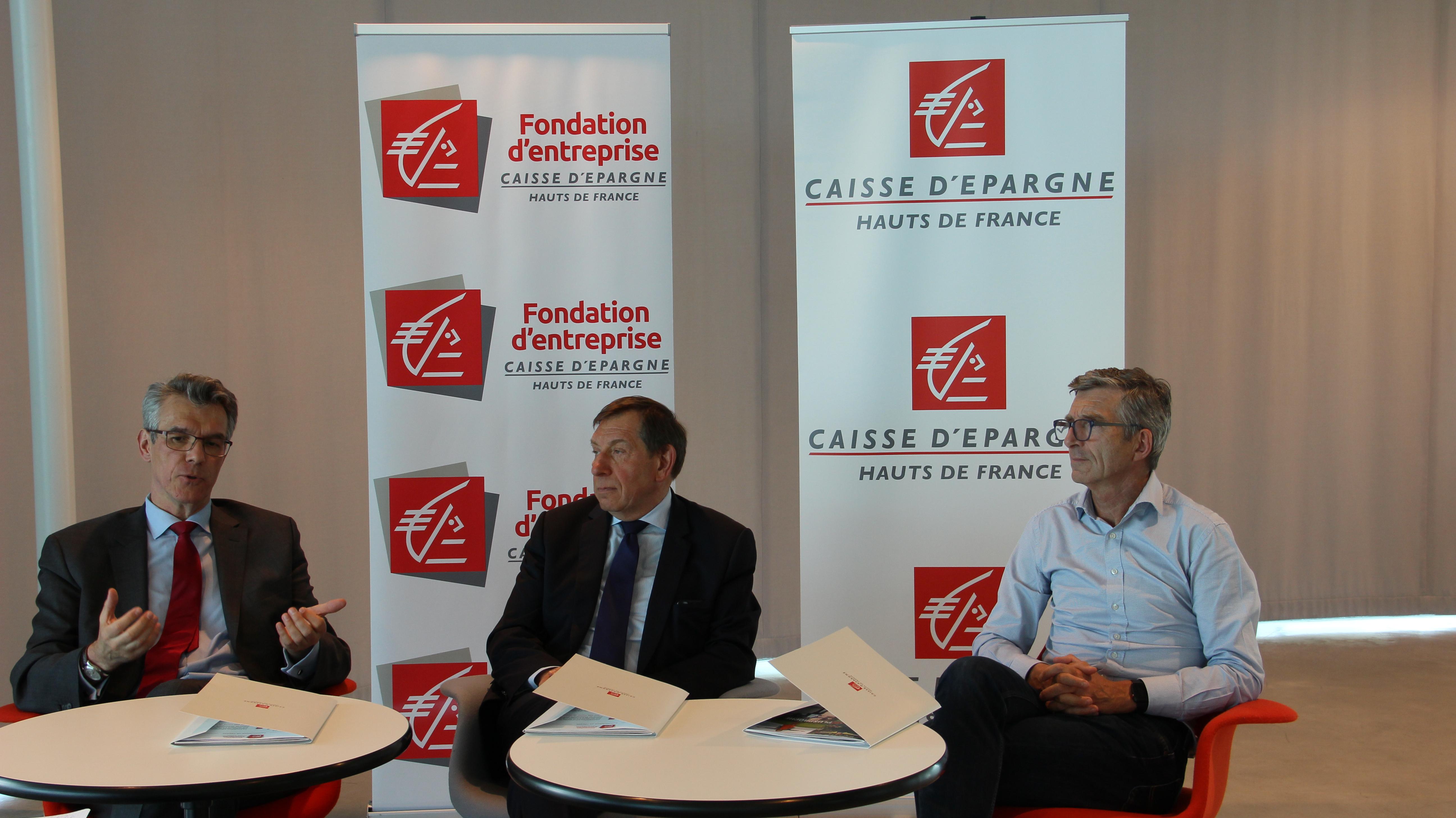 La Fondation Caisse D Epargne Hauts De France Lance Son Premier