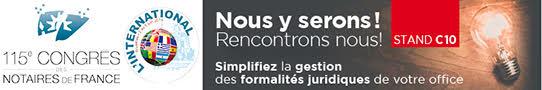 115e congrès des notaires de france