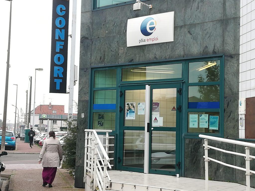 A Calais, le chômage a baissé de 1,2 point en un an.