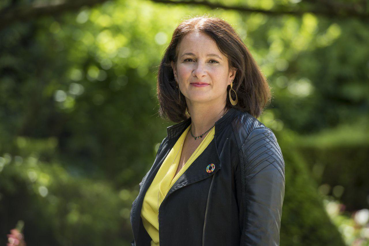 Jennifer de Timmerman Crédit : Assemblée Nationale 2019