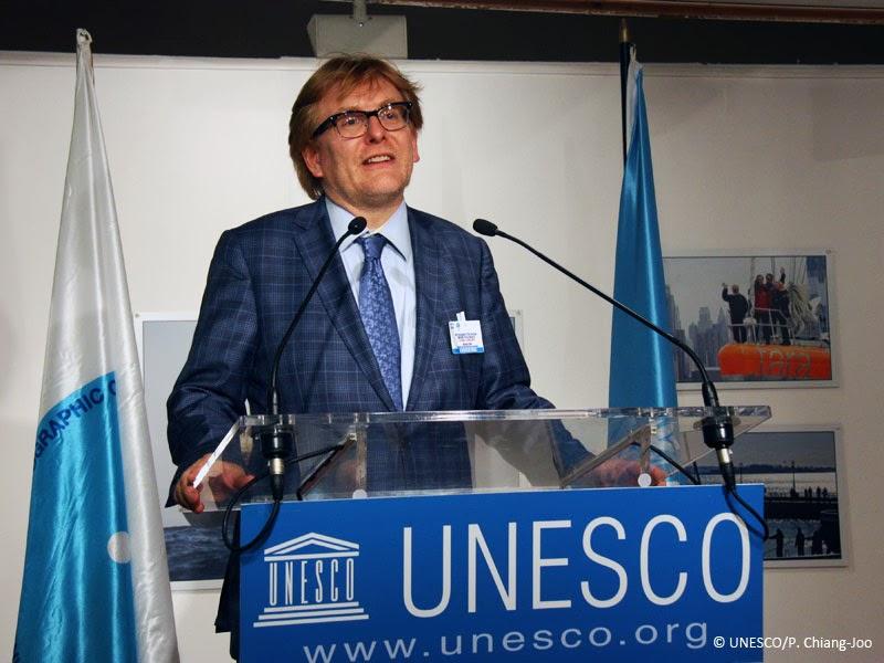 Manuel Cira © UNESCO/P. Chiang-Joo