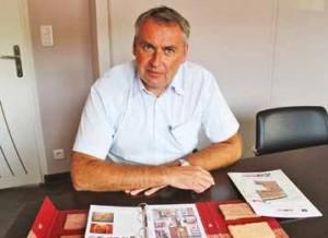Frédéric Vandeneeckhoutte va intensifier la communication.