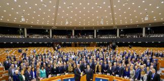 La nouvelle assemblée 2020-2025 du Comité européen des régions © European Union/ Philippe Buisson